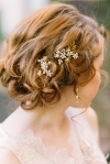 Hairpins by One World Designs Bridal Jewelry